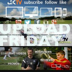 """Hey Guys Hope you and the family are well., OUR MAIN AIM AT J4K.TV IS TO ENCOURAGE YOUNG ASPIRING GOALKEEPERS TO DON THE NO.1 SHIRT AND PUT ON THE GLOVES... """"Our goal is to make goalkeeping exciting and give young goalkeepers the desire, belief and confidence to play in goal while having fun and bringing enjoyment to there football"""". #BNO1 #BeTheDifferent #JoinTheMoment #SteppingUp #ItsFREE #HaveFUN #LearnNEWMoves #CheckITOUT!  #GotaLoveAFREEBIEEE!"""