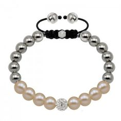 Buy  Caprice Rose crystal bracelet at $110.00
