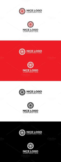 wheel logo. Logo Templates. $30.00