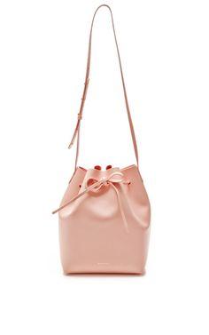 Bucket Bag In Rosa, Mansur Gavriel
