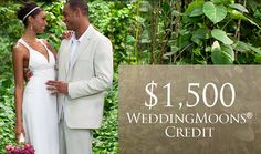 Sandals Wedding Insiders: New $1500 Weddingmoons Credit