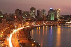 Luanda, Angola.(The Africa we don't see on TV)