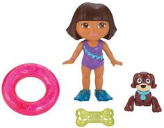 Baby Bath Toys - Pin it :-) Follow us .. CLICK IMAGE TWICE for our BEST PRICING ... SEE A LARGER SELECTION of  Baby Bath toys at  http://zbabybaby.com/category/baby-categories/baby-and-toddler-toys/baby-bath-toys/ - gift ideas, baby , baby shower gift ideas  - Fisher-Price Swimming Dora and Perrito Baby Toy « zBabyBaby.com