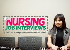 Nursing-Job-Interview-Tips