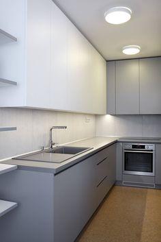 A Prague Apartment with a Soft Spot for Cork - http://freshome.com/cork-apartment-in-prague/