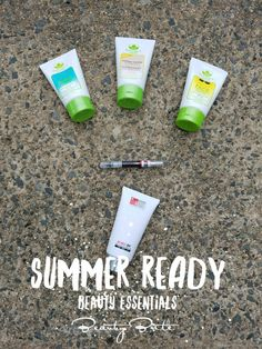 Summer Ready Beauty