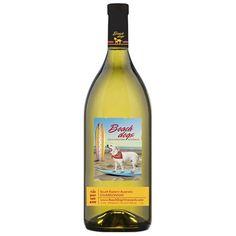 Beach Dogs wine