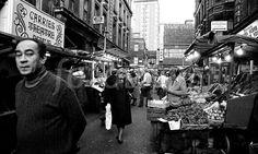 Rupert Street Market 1976 Vintage London, Old London, Berwick Street, Theater, Old Street, Gangsters, Street Photographers, West End, Archer