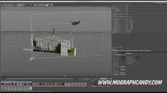 Cinema 4D Tutorial: Projection Man Basics on Vimeo