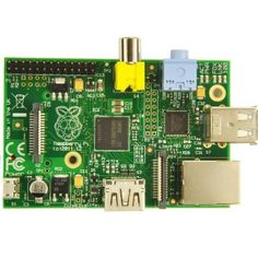 CanaKit Raspberry Pi (512 mb) Complete Starter Kit (Raspberry Pi 512 mb + Clear Case + Micro USB Power Supply + Original Preloaded SD Card + HDMI Cable):