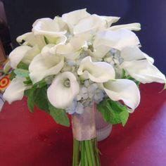 wedding bouquets calla lily Wedding Flower Bouquets