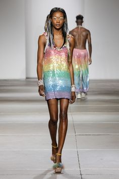 Ashish womenswear, spring/summer 2015, London Fashion Week