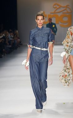 TNG Verão16 | Mari Weickert | Macacão tecido London Vicunha Têxtil