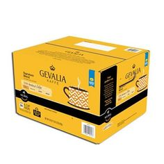 Gevalia Kaffe Signature Blend Single Serve 84 ct * You can get more details by clicking on the image. Note: It's an affiliate link to Amazon.