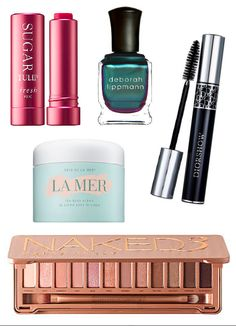 Beauty must haves!