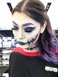 Jack-O-Glamour uploaded by Yorkdale. Upload your Halloween selfie on Sephora's Beauty Board for a chance to be featured!