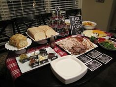 Great party idea: Panini and soup party.  Taken from Keeping Up with the Joneses blog.....IMG_6394 by mkendalljones, via Flickr