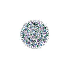 EMOZIONI Jewelry 25mm Prisma Coin