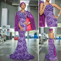 Ankara Beautiful Gown Style ~Latest African Fashion, African Prints, African fashion styles, African clothing, Nigerian style, Ghanaian fashion, African women dresses, African Bags, African shoes, Kitenge, Gele, Nigerian fashion, Ankara, Aso okè, Kenté, brocade. ~DK