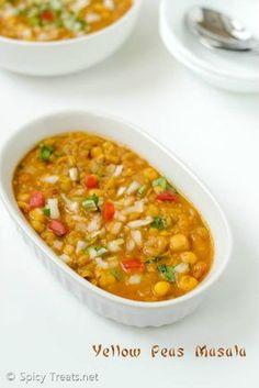Mix punjabi style dal fry in gujarati lanuage food recipe spicy treats yellow peas masala sundal masala recipe yellow peas chickpeas masala forumfinder Choice Image