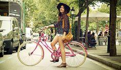 - Namoradeira andar-de-bicicleta
