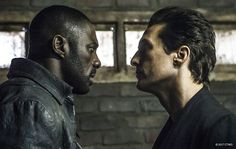 Stephen King's The Dark Tower, the ambitious story from one of the world's most-celebrated authors, makes its long-awaited launch to the big screen, starring Idris Elba as Roland Deschain and Matthew McConaughey as the Man in Black. Sharing an ancient vendetta, they must fight to the death in this epic battle over the fate of the All-World Universe. #DarkTowerMovie - SUMMER. www.thedarktower-movie.com