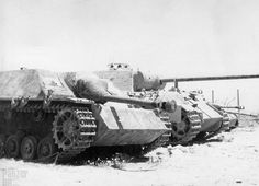 Jagdpanzer IV and a Panther along with other German captured/abandoned armored vehicles Jagdpanzer Iv, Ww2 Pictures, Military Pictures, Tiger Tank, Tank Destroyer, World Of Tanks, Ww2 Tanks, Military Weapons, Armored Vehicles