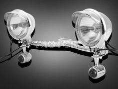 Pair Passing Turn Signals Spot Light Kit Fits Yamaha Road Star XV 1600 Silverado