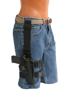 Pro-Tech Outdoors Nylon Tactical Leg Holster Fits Smith & Wesson M&p Sigma 40 V Side Holster Glock Sig Sauer See Size Chart Inside. Tactical Holster, Gun Holster, Tactical Gear, Holsters, Ruger 22 45, Self Defense Keychain, Leg Thigh, Smith Wesson, Guns And Ammo