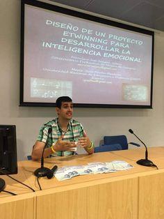 Abriendo mi aula al mundo: eTwinning en el congreso InterESTRATIC