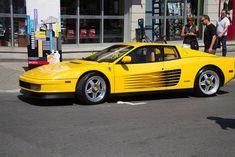 Montréal Fast cars