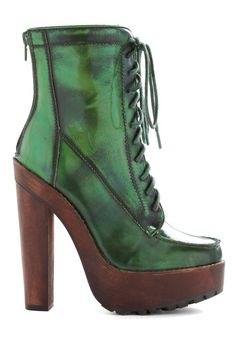Betsey Johnson Forest Forge Ahead Boots