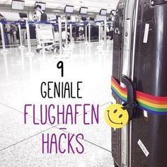 Nie wieder die falsche Schlange wählen oder nach einer Steckdose zum Aufladen suchen. Hier findest du unsere Flughafen-Hacks: http://www.gofeminin.de/reise/flughafen-hacks-s1543311.html