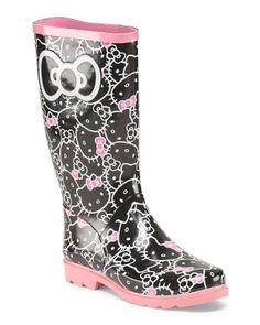 High Shaft Rain Boot