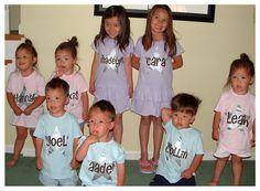 Gosselin twins and sextuplets