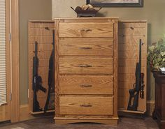 Covert Furniture - Practical Designs with Hidden Compartments