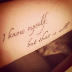 """My newest tat. Line from one of my favorite books, """"This Side of Paradise"""". By F. Scott #Fitzgerald #tattoo #tattoos"""