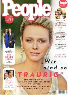 2015: Fürstin Charlene von Monaco