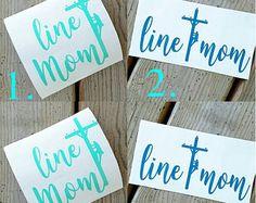 Linemans Mom, Line Mom, Decal Lineman Decal, Lineman, Proud Lineman, Lineman, Line Life, Love My Lineman, Power Lineman