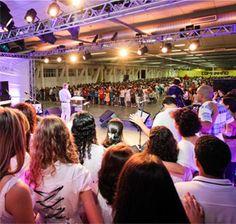 Congresso de Avivamento 2012 4° Dia   Fotos   Encontros de Fé Teen