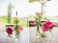 Centre de table mariage fleurs – quelques idées inspirantes