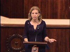 DWS Floor Statement on Violence in Israel 10 22 15