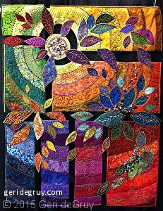 More Amazing Quilts - Mancuso International Quilt Show | EXPLORATIONS