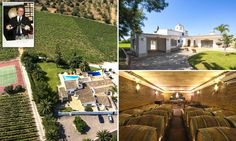 Winery behind Sir Cliff's brand of Algarve plonk is put up for sale