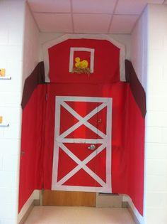 It's Farm Week in Preschool!