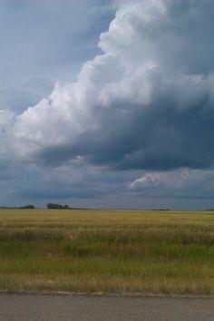 Rural Alberta Clouds, Outdoor, Outdoors, Outdoor Games, Outdoor Life, Cloud