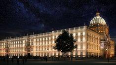 Das neue/alte Stadtschloss