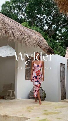 Lola Fashion, Festival Skirts, Skechers, Pretty Dresses, Swimwear, Sun Soaked, Collection, Wander, Label