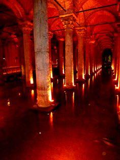 Istanbul - Basilica Cisten (photo by Carla Iaconetti)