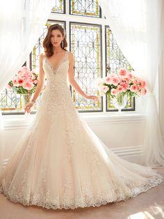 Vestido de Noiva - Y11641